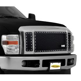 Grilles M1 Black Mesh Grille Accessories