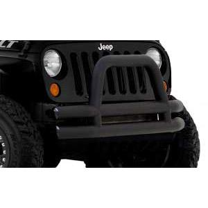Front Bumpers Flat Black Tube Bumper Accessories