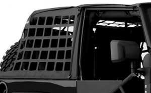 Soft Top C.RES2 HD CARGO RESTRAINT SYSTEM / 2-door Accessories