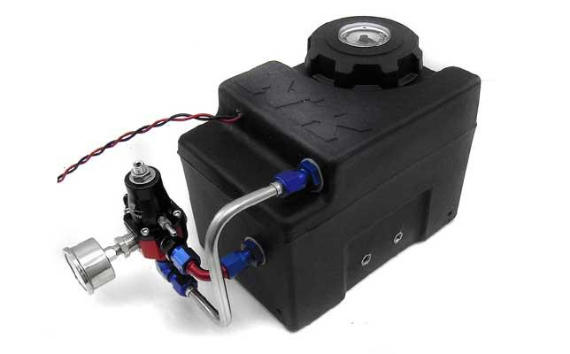 Nitrous Systems NX SAFE Stand Alone Fuel System with Internal Pump 3-80 PSI Accessories