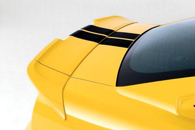 Spoilers 2005 2009 Mustang Rear Spoiler Accessories