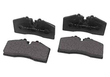 Brakes 2005-2014 Mustang Front Brake Pad Accessories