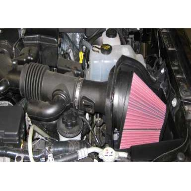 Engine/Transmission Upgrades 2009 Ford F-150 Cold Air Intake, Also fits 08-09 F-250 & F-350 Accessories