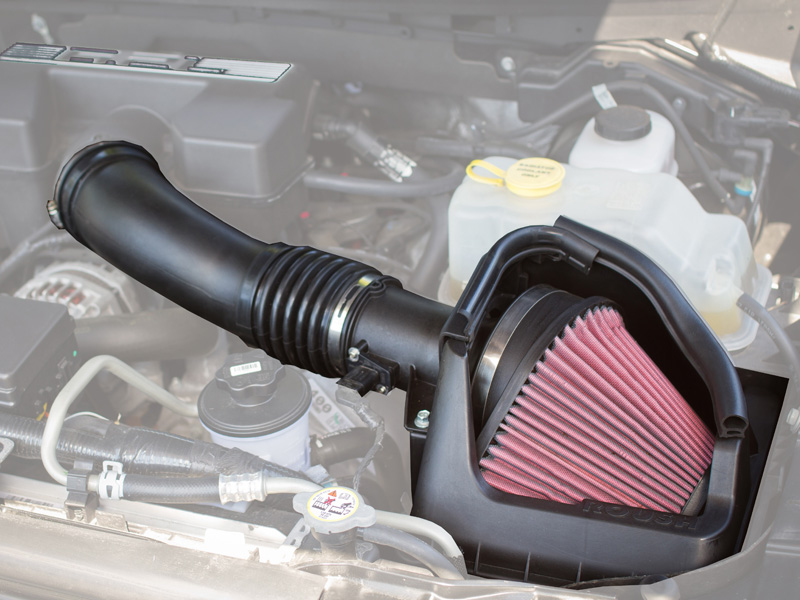 Engine/Transmission Upgrades 2011-2013 F150 Cold Air Intake Induction Kit for the 6.2L - V8 Engine Accessories