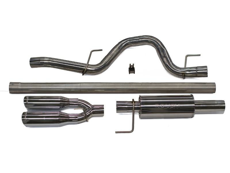 Exhaust 2011-2013 F-150 Exhaust for 6.2L /5.0L/3.5L Accessories