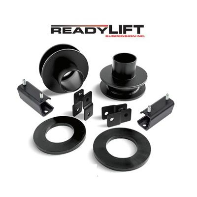 Suspension 2011-2013 Ford F350 2.5 in. Leveling Kit Stage 1 - 66-2011 Accessories