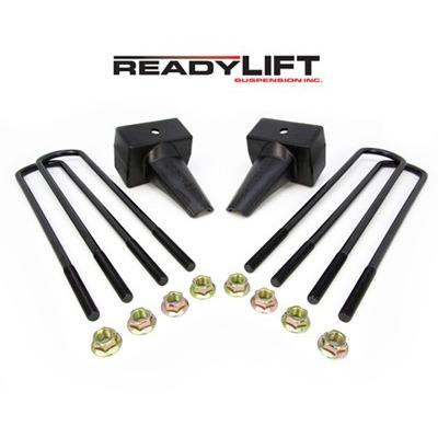 Suspension 2011-2013 Ford Super Duty Dually 5in Rear Block Kit - 66-2025 Accessories