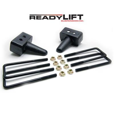 Suspension Ford F-150 3 in. Rear Block Kit 4WD Accessories
