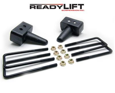 Suspension Ford F-150 3in Rear Block Kit 4WD Accessories