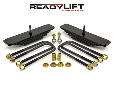 Suspension 1999-2004 Ford F350 Super Duty 2.0 in. Leveling Kit - 66-2085 Accessories