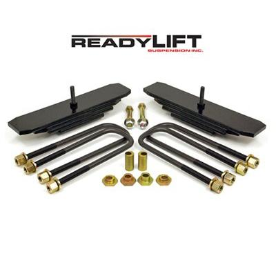 Suspension 2.0 in. Leveling Kit - 66-2085 1999-2004 Ford F350 Super Duty Accessories
