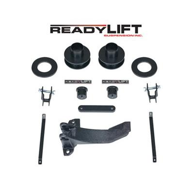 Suspension 2008-2010 Ford Super Duty Leveling kit w/ track bar bracket - 66-2516 Accessories