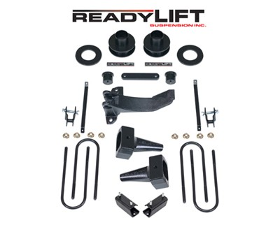 Suspension Ford Super Duty 2.5 in. F/1.0 in. R Lift Kit - 69-2516TP Accessories