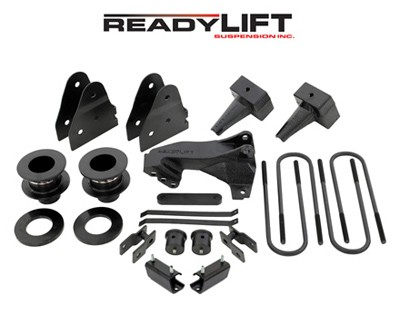 Suspension 2011-2013 Ford Super Duty SST Lift Kit - Stage 4 69-2531 Accessories