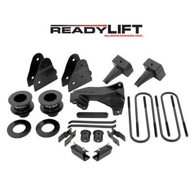 Suspension 2011-2013 Ford Super Duty SST Lift Kit - Stage 4 69-2535 Accessories