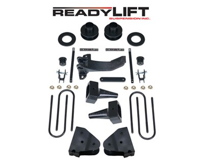 Suspension 2008-2010 Ford Super Duty 3.5in. Lift Kit - 69-2538 Accessories