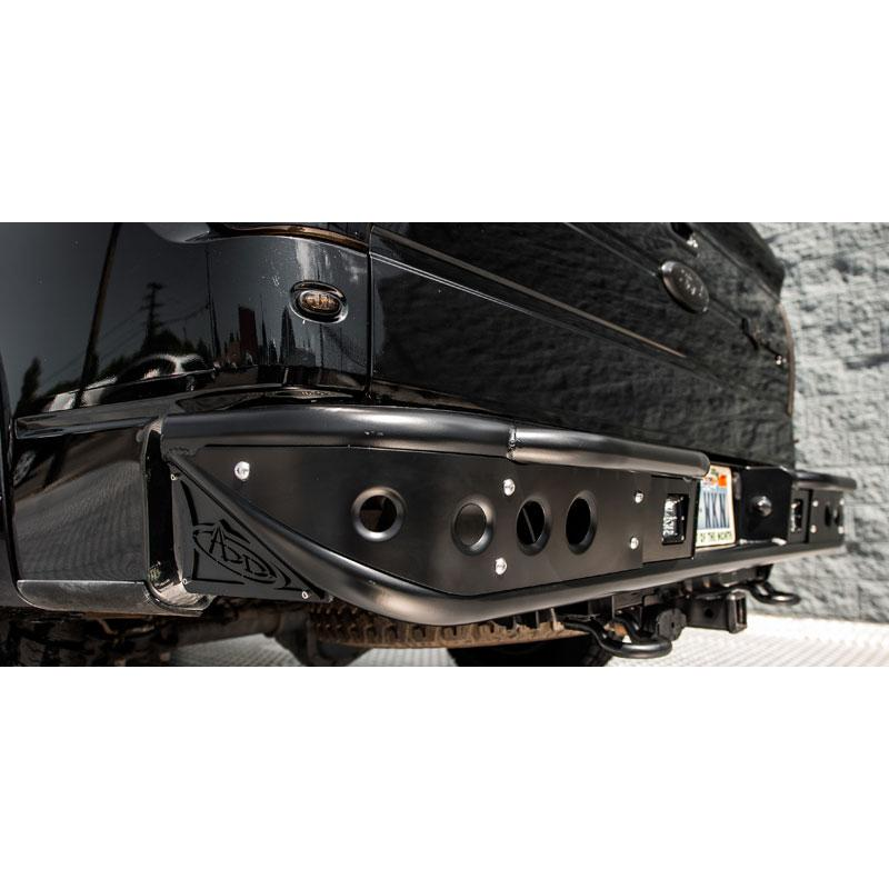 Front Bumpers Stealth Rear Bumper Accessories