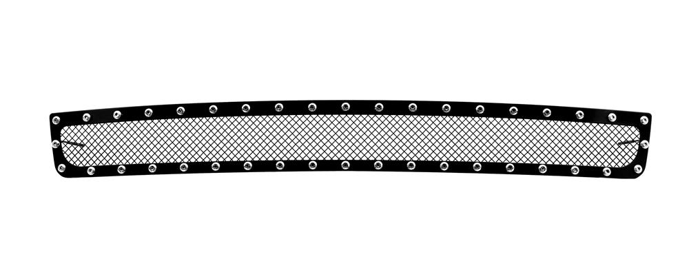 Grilles GMC Sierra 1500 Black Mesh Grille Accessories