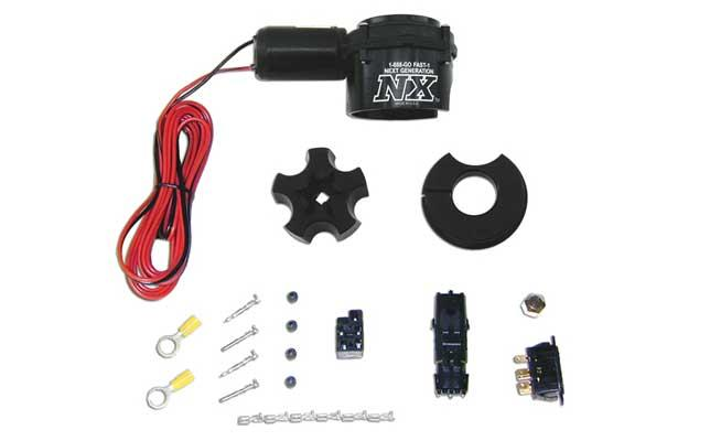 Nitrous Systems NX Automatic Remote Bottle Opener Accessories