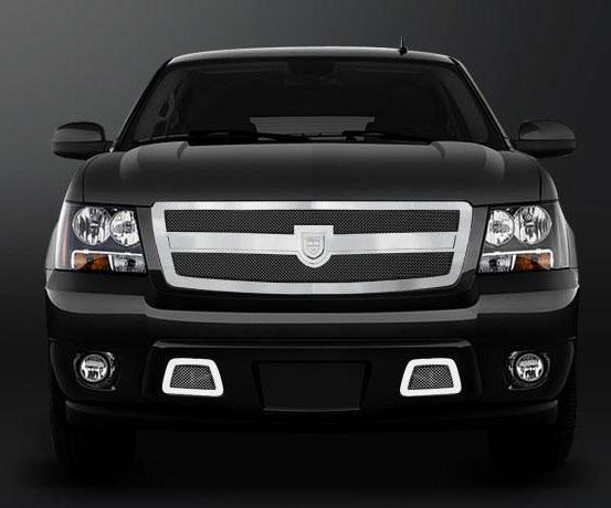 Grilles 2007-2012 Chevrolet Tahoe / Avalanche (Verona) Accessories