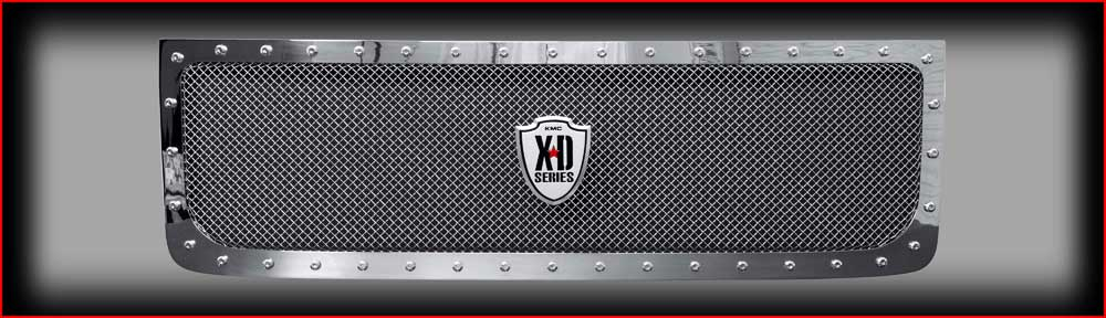 Grilles 2007-2010 GMC Sierra 1500 Accessories