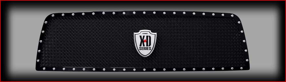 Grilles 2010-2012 Dodge Ram 2500-3500 Accessories