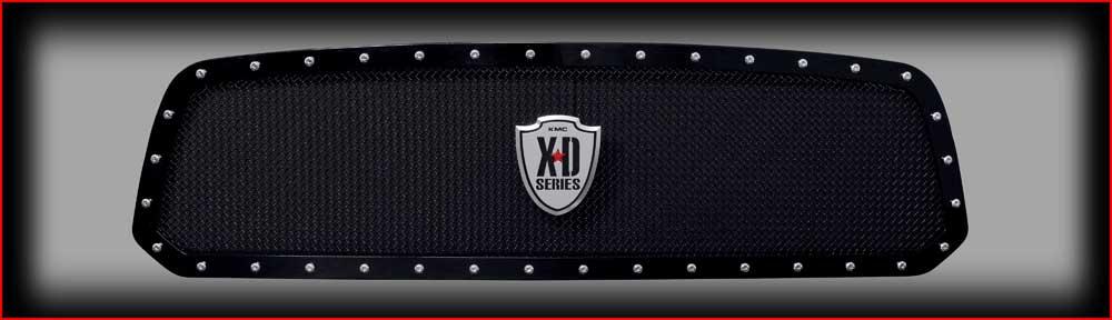 Grilles 2013-2013 Dodge Ram 1500 Accessories