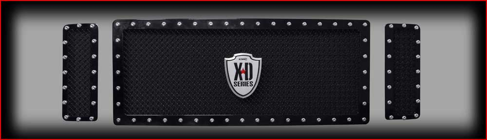 Grilles 2008-2010 Ford Super Duty Accessories