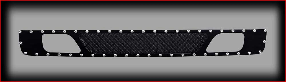 Grilles Bumper Grille 2007 - 2015ChevroletSilverado X721101 Accessories