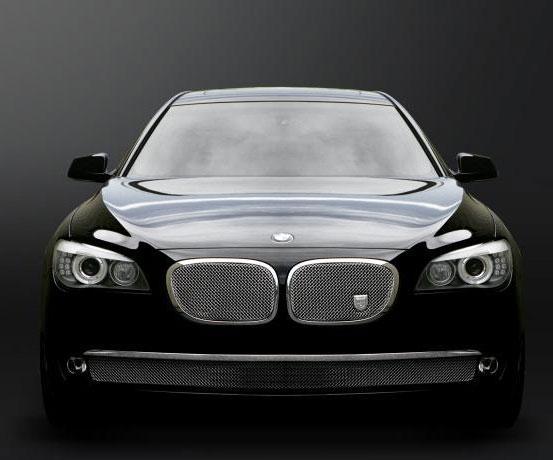 Grilles 2009-2012 BMW 750 (Bellano) Accessories