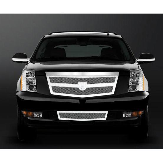 Grilles 2007-2012 Cadillac Escalade (Verona Plat.) Accessories