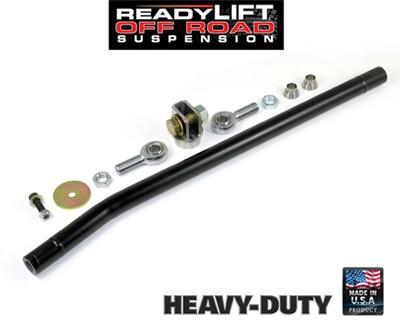 Suspension Ford Super Duty 4WD Anti Wobble Trac Bar - 2005-2013 - 4in Lift or Larger Applications - Straight Accessories