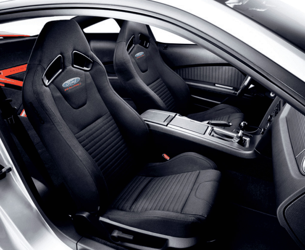 Seats 2011 2012 Ford Racing Recaro Mustang Seats Ford Racing Down South Custom Wheels