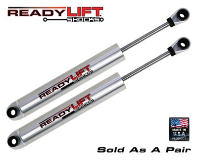Suspension Ford Super Duty 4WD, 2005-2013, Rear Shocks for 1-2 IN. Rear Lift Accessories