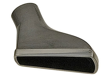 Exhaust 1999-2004 Mustang Exhaust Tip Right, Cast Aluminum Accessories