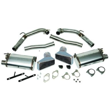Exhaust 1999-2000 Mustang GT Side Exhaust Accessories