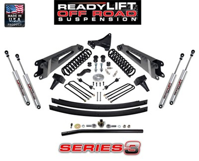 Suspension Ford Super Duty 5 in. Lift Kit - Series 3 - 2008-2010 Accessories
