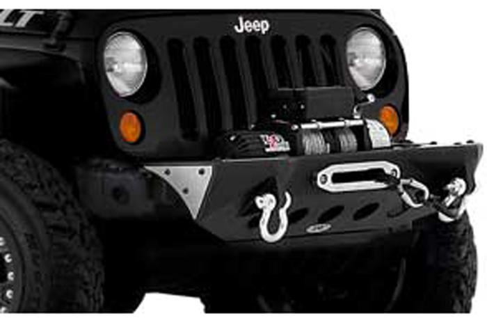 Winch Bumper and Winch