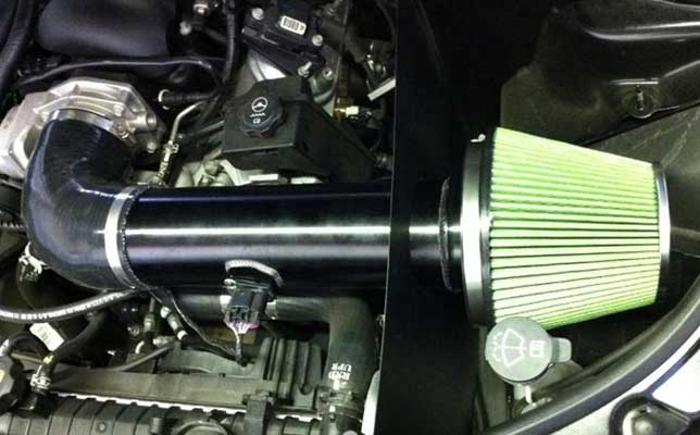 G5 Cold Air Intake System (V8) LGMotorsports