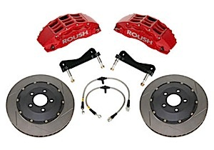 2005-2014 Mustang Trak Pak High Performance Brake Kit