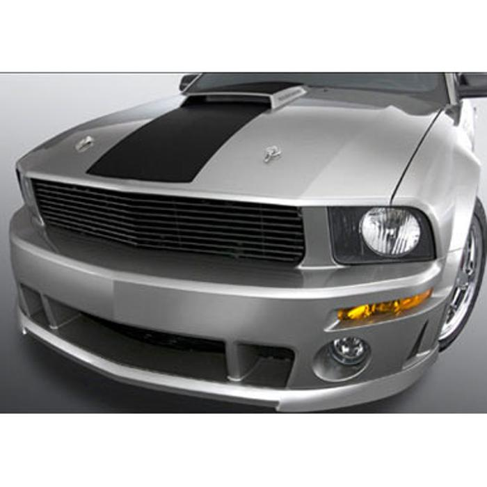9 Bar Billet Upper Grille 2005-2009 Ford Mustang 403184