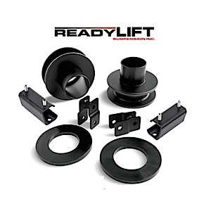 2011-2013 Ford F350 2.5 in. Leveling Kit Stage 1 - 66-2011