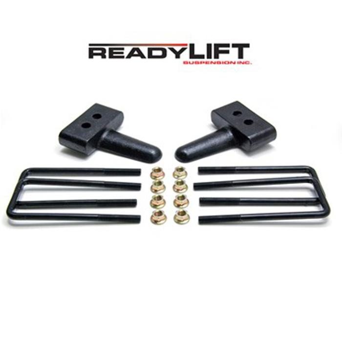 Ford F-150 2WD 1.5 in. Rear Block Kit