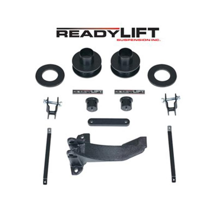 2008-2010 Ford Super Duty Leveling kit w/ track bar bracket - 66-2516