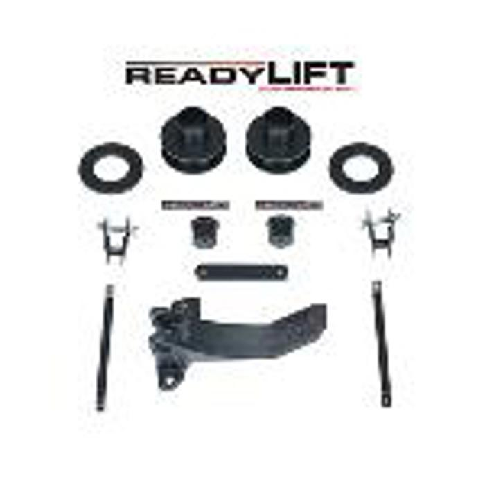 2005-2007 Ford Super Duty 4WD leveling kit w/ track bar bracket - 66-2515