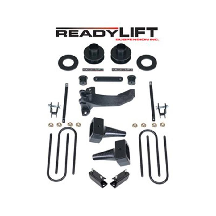 Ford Super Duty 2008-2010 2.5 in. F/2.0 in. R Lift Kit - 69-2518