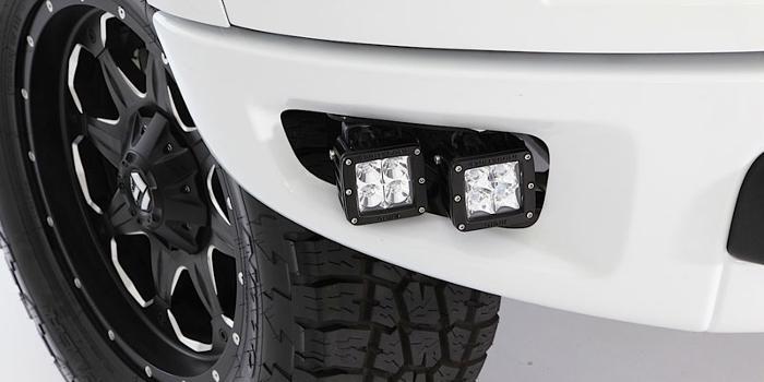 Raptor Bumper Lights
