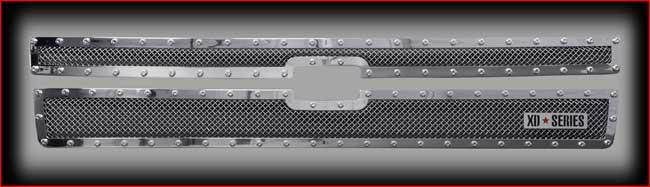 Chevrolet Silverado HD Grille 2007 - 2015ChevroletSilverado X711140