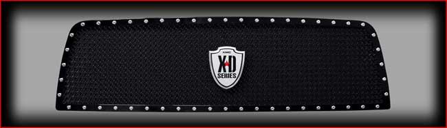2010-2012 Dodge Ram 2500-3500 Black Grille