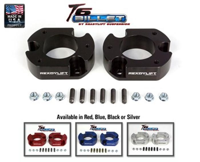 Ford F-150 T6 Billet 2.5in Leveling Kit
